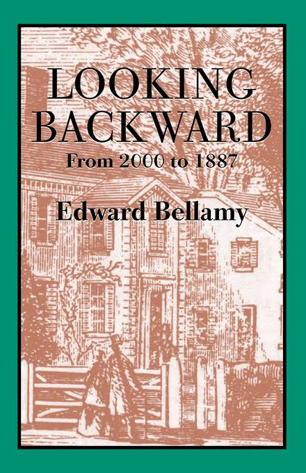 front cover of Bellamy's utopia